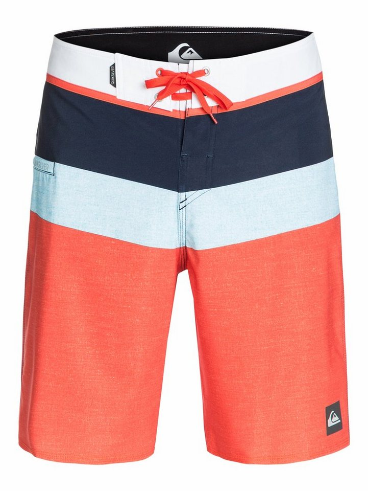 Quiksilver Boardshort »Sunset Future Uea20« in slater mandarin