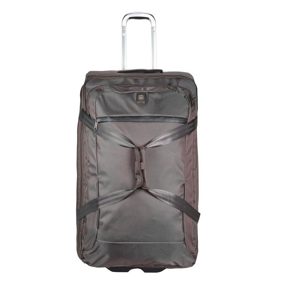 Go Travel Go Travel Koffer + Trolleys Rolling Duffle 30 2-Rollen Reisetasc in cappucino brown
