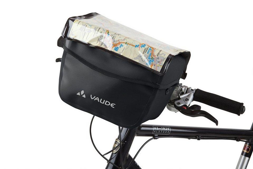 VAUDE Gepäckträgertasche »Aqua Box Handlebar Bag«