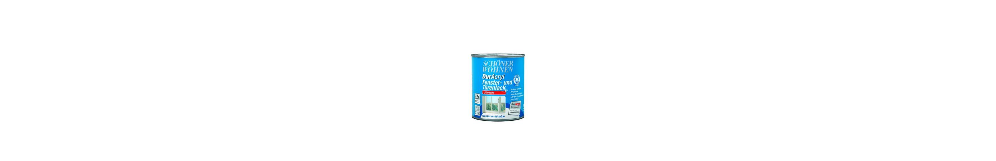 DurAcryl Fenster- und Türenlack, glänzend