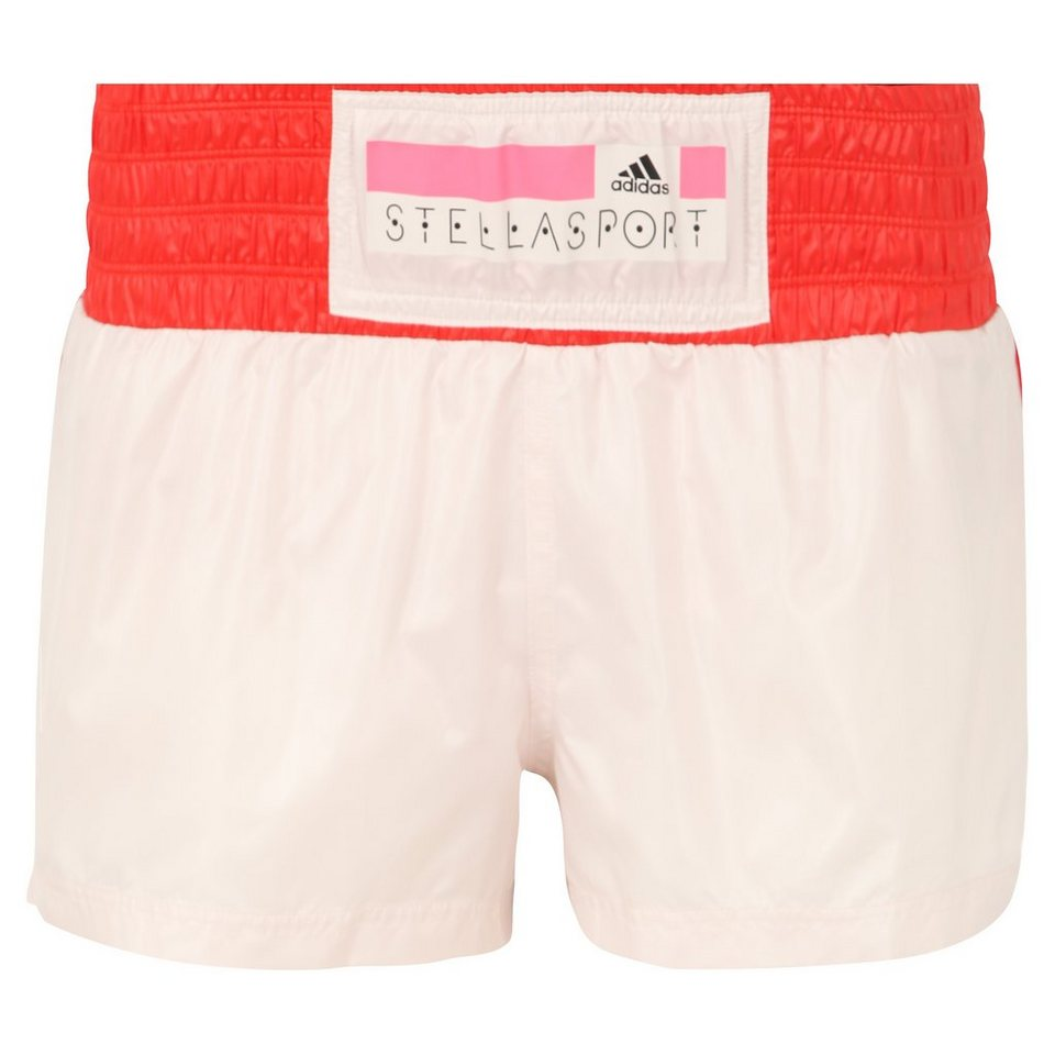 adidas Performance Stellasport Trainingsshort Damen in rosa / rot