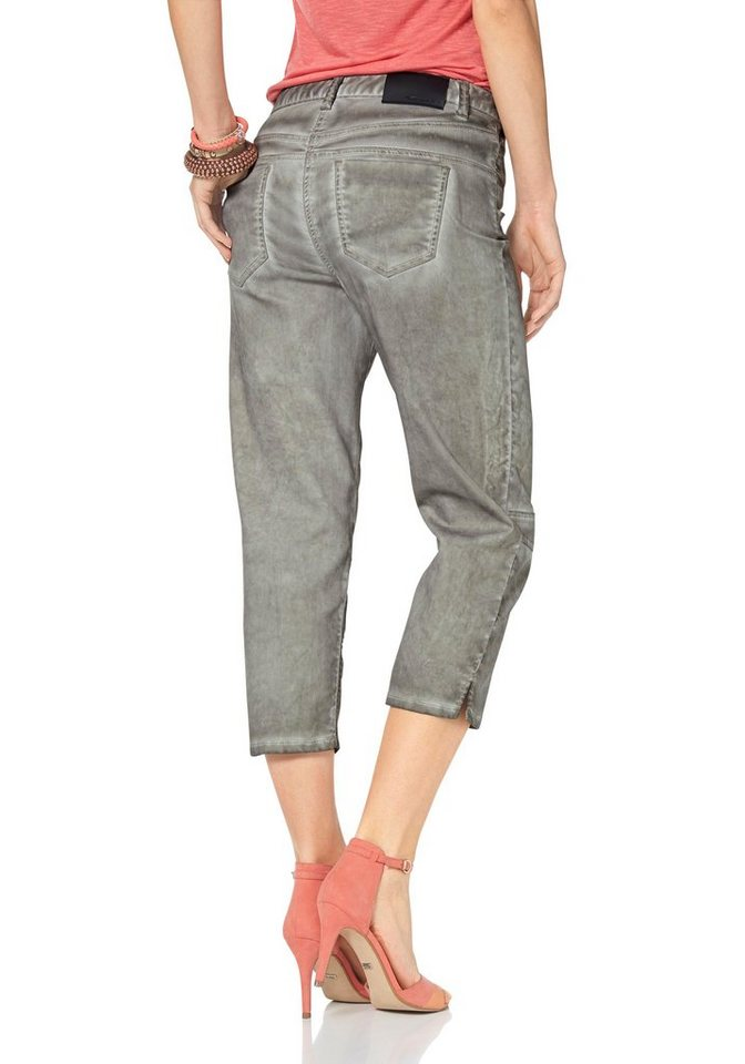 Tamaris Caprijeans in grey