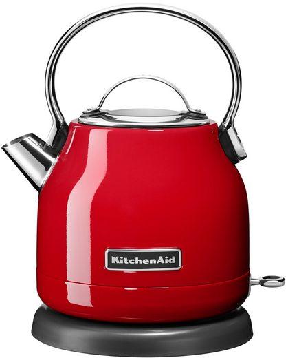 KitchenAid Wasserkocher 5KEK1222EER, 1,25 l, 2200 W