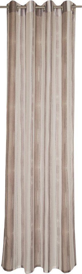 Vorhang, Esprit, »Silky« (1 Stück) in nature