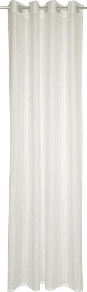 Vorhang, Esprit, »Coastline Zack« (1 Stück) in white