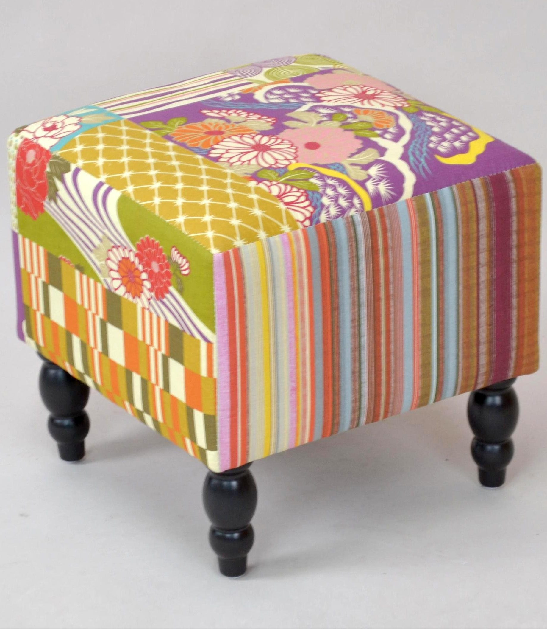Hocker, Home affaire, »Patchwork«