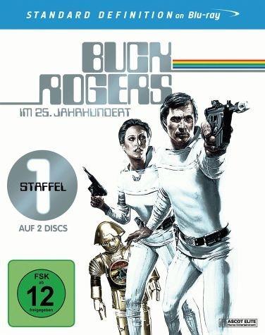Blu-ray »Buck Rogers - Staffel 1 (2 Discs)«