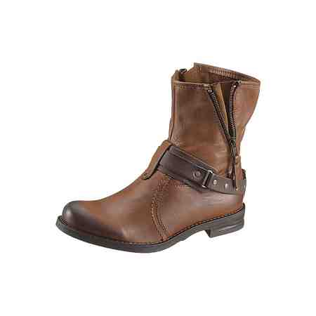 Buffalo London Boots im Used Look