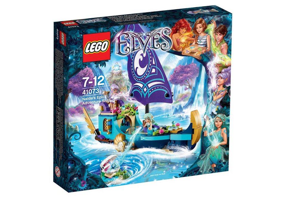 Naidas Abenteuerschiff, (41073), »LEGO® Elves«, LEGO®