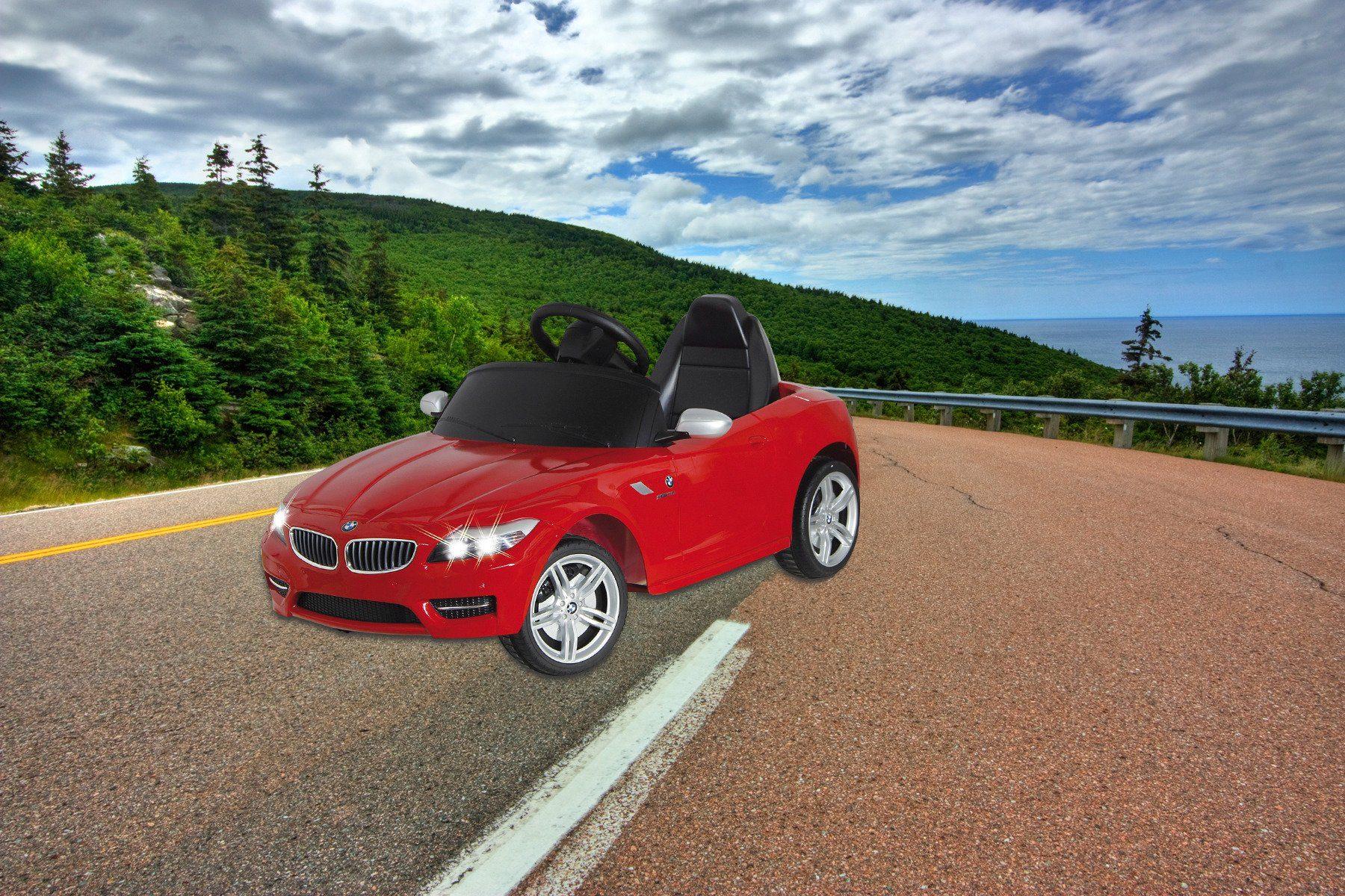 JAMARA KIDS Elektroauto »Ride-On BMW Z4 «, rot, inkl. Fernsteuerung
