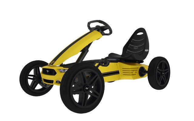 Go-Kart »Ford Mustang GT Pedal-Gokart«