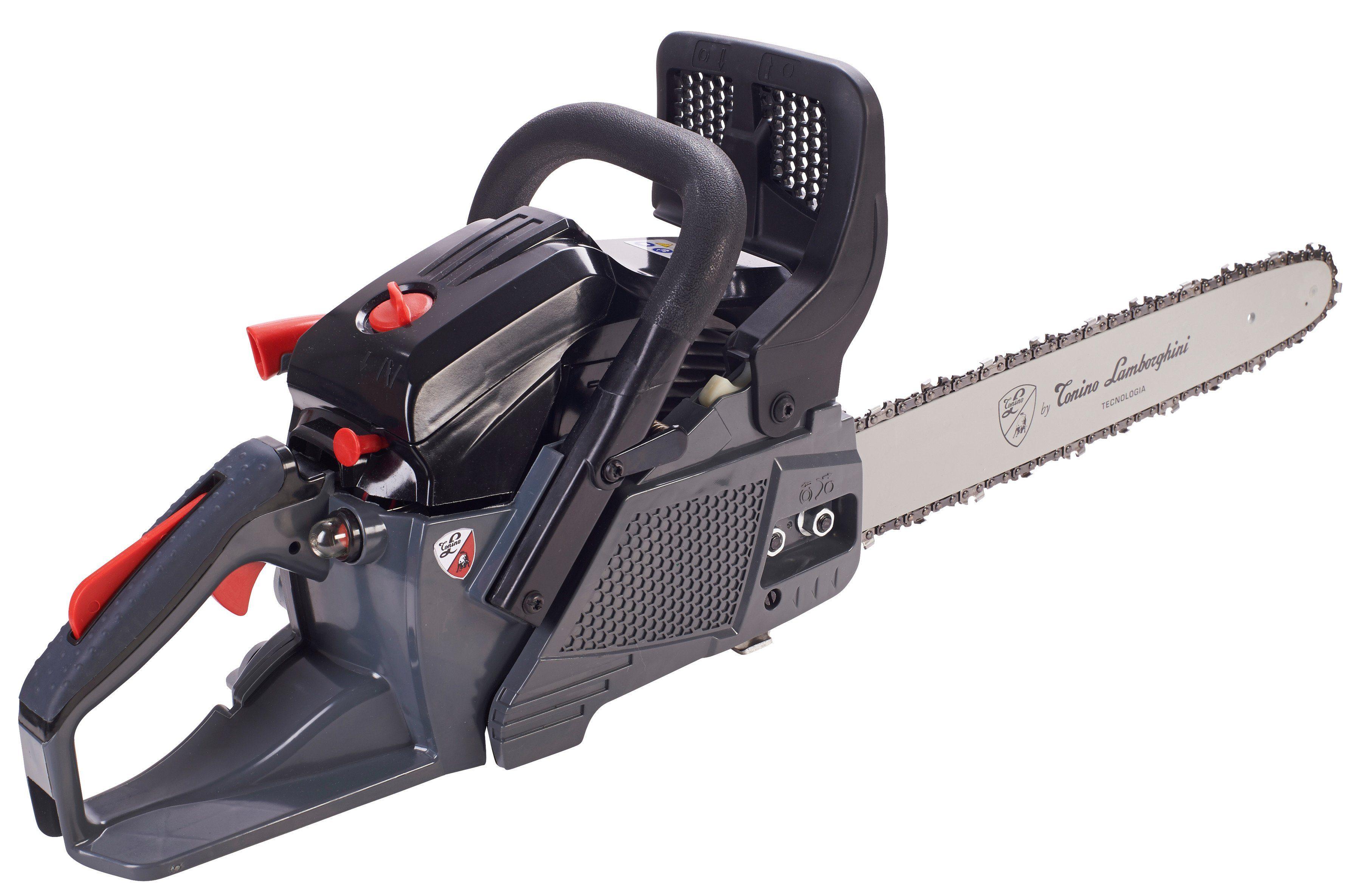 TONINO LAMBORGHINI Benzin-Kettensäge »PC 41 TL«, 40 cm Schwertlänge