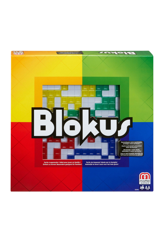 Mattel, Brettspiel »Mattel Games« Blokus