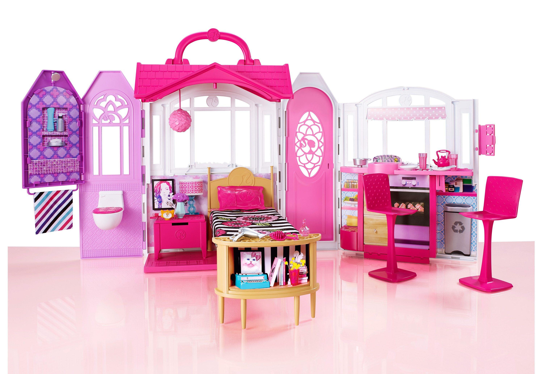 Mattel, Puppenhaus, »Barbie Glam Ferienhaus«