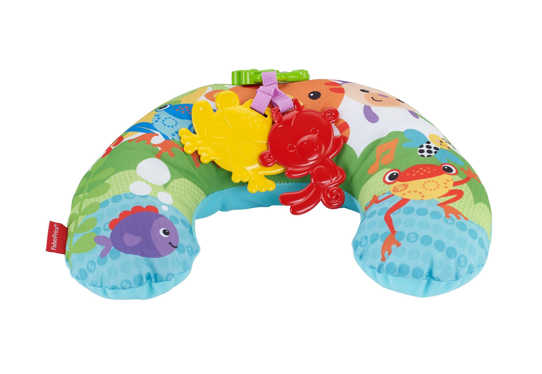 Fisher Price, Spielkissen mit Greiflingen und Musik, »Rainforest«