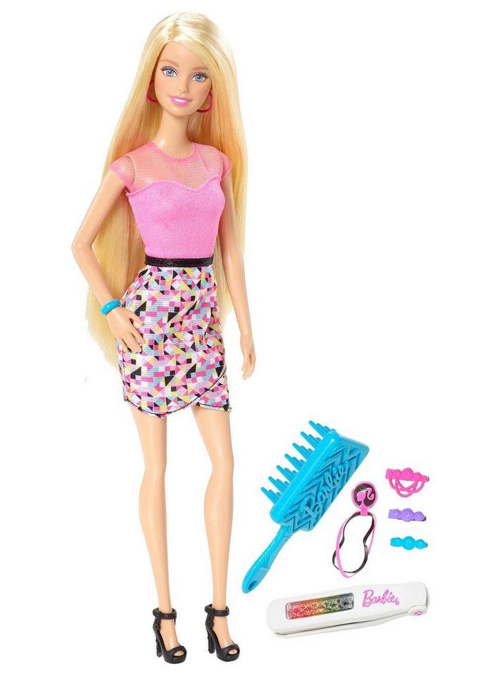 Mattel, Puppe, »Regenbogen-Haar Barbie«