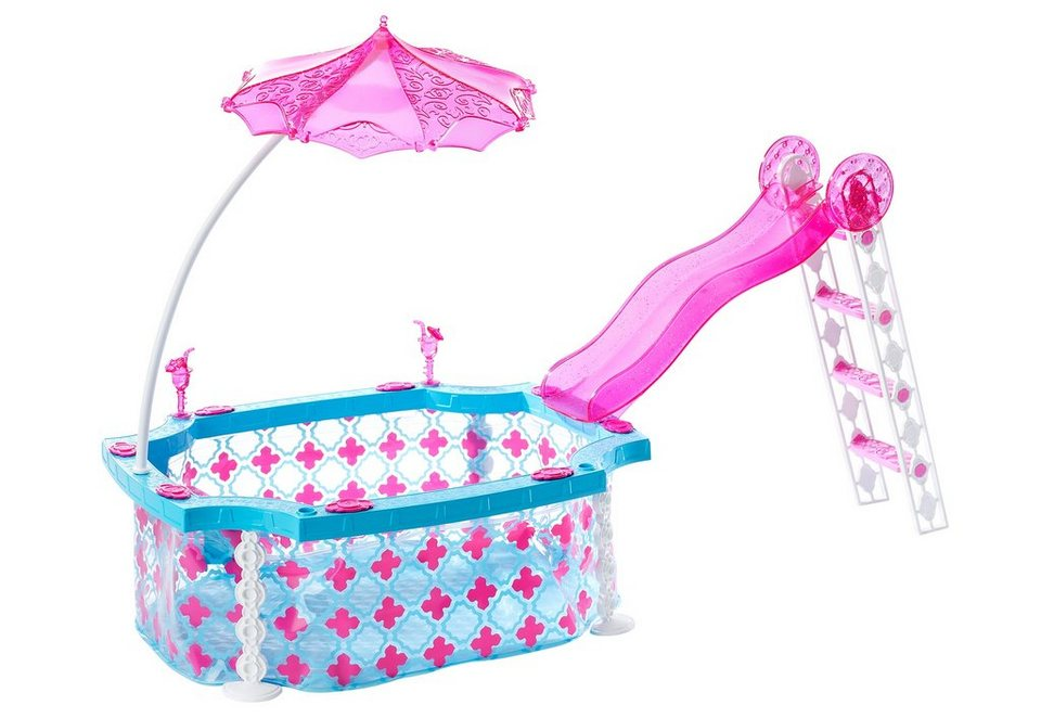 Mattel, Swimming Pool, »Barbie Glam Pool!«