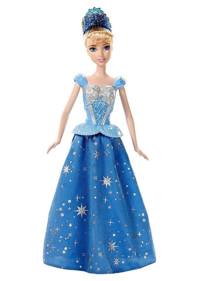 Mattel Puppe, »Disney Princess Zauberkleid Cinderella«