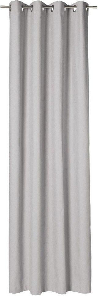 Vorhang, Esprit, »Needlestripe« (1 Stück) in grey