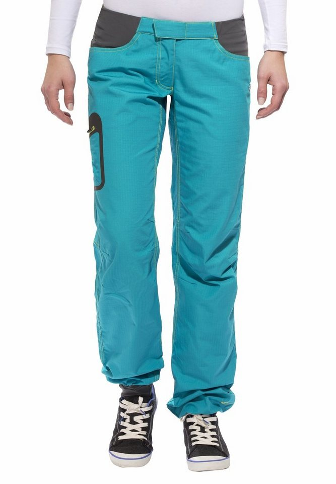 Edelrid Outdoorhose »Ripley Pants Women« in türkis