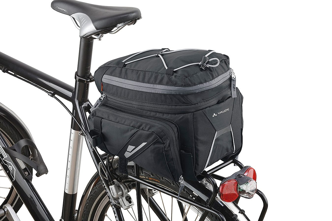 VAUDE Gepäckträgertasche »Silkroad Plus Panniers«