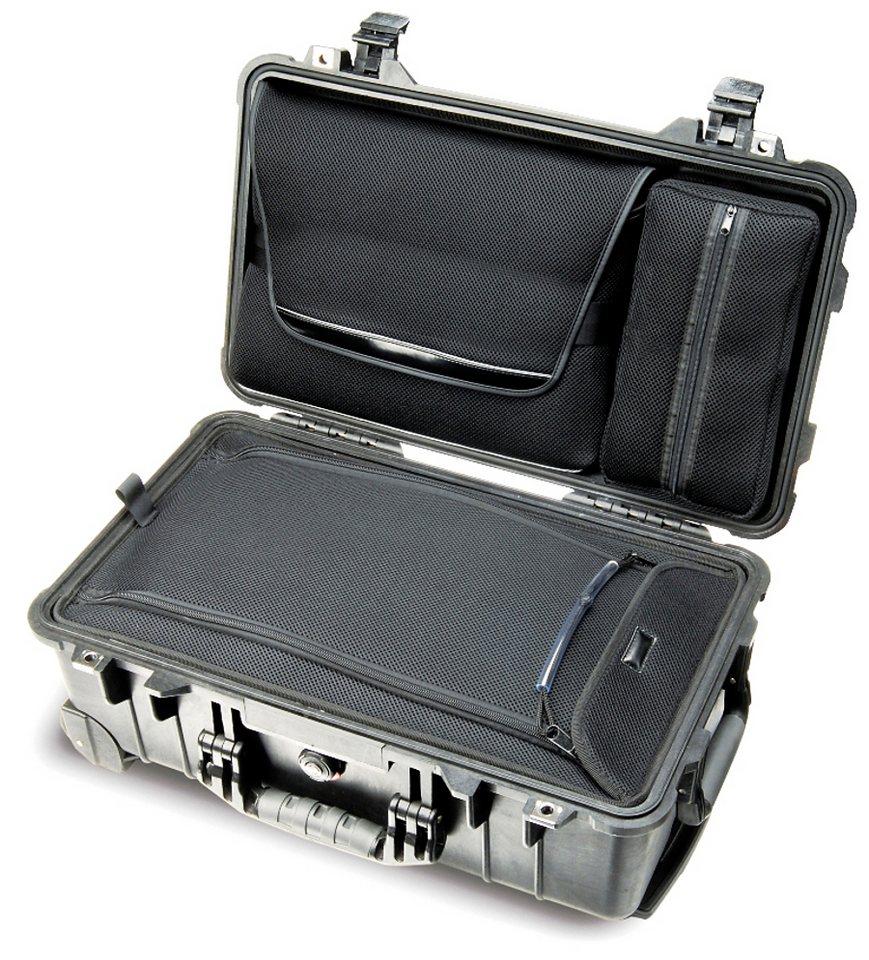 Peli Campingtruhe & -Kiste »Box 1510 Laptop Overnight Case schwarz« in schwarz