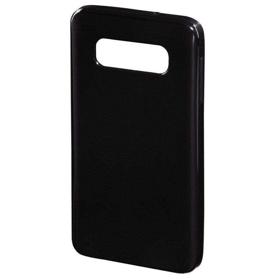 Hama Cover Crystal für Samsung Galaxy A3, Schwarz in Schwarz