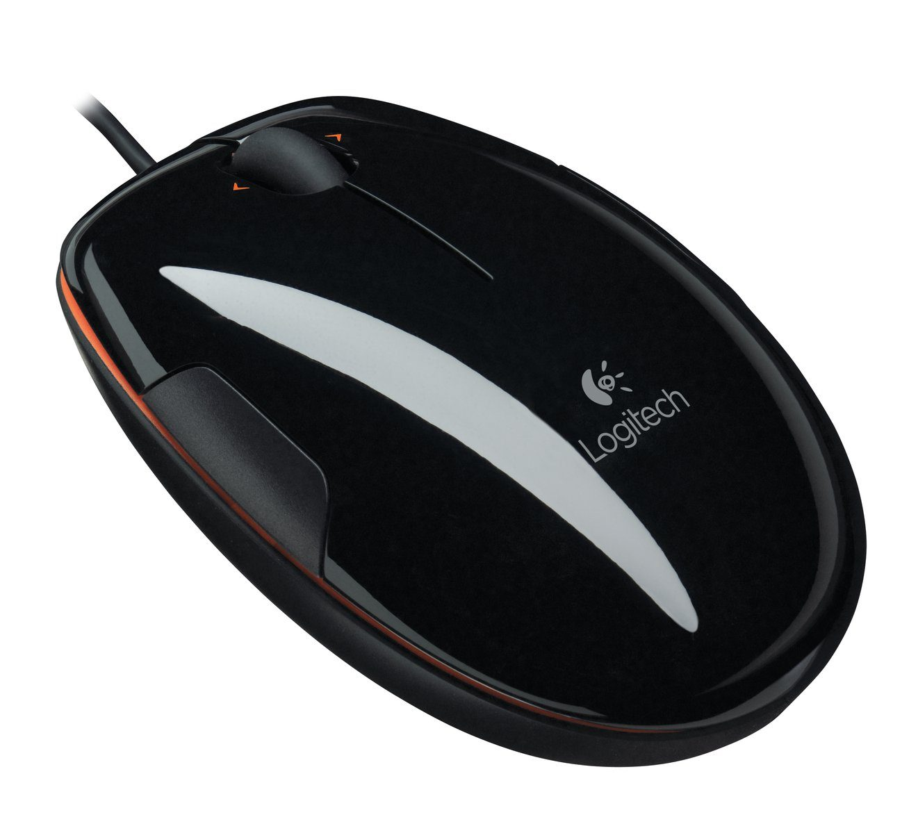 Logitech Maus »Laser Mouse M150 grape - 910-003753«