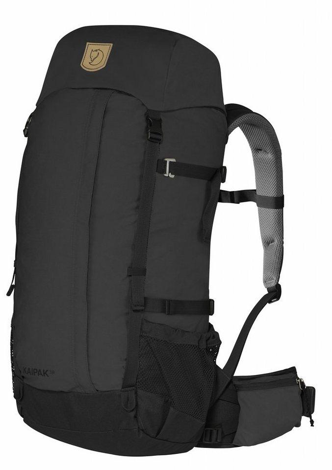 Fjällräven Sport- und Freizeittasche »Kaipak 38 Backpack« in grau