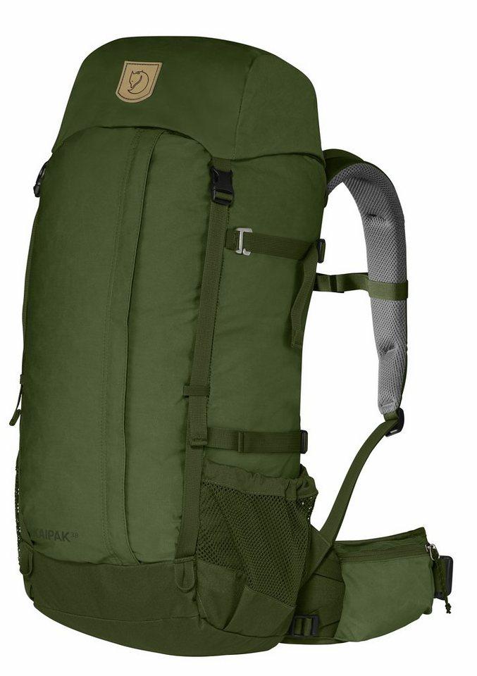Fjällräven Sport- und Freizeittasche »Kaipak 38 Backpack« in grün