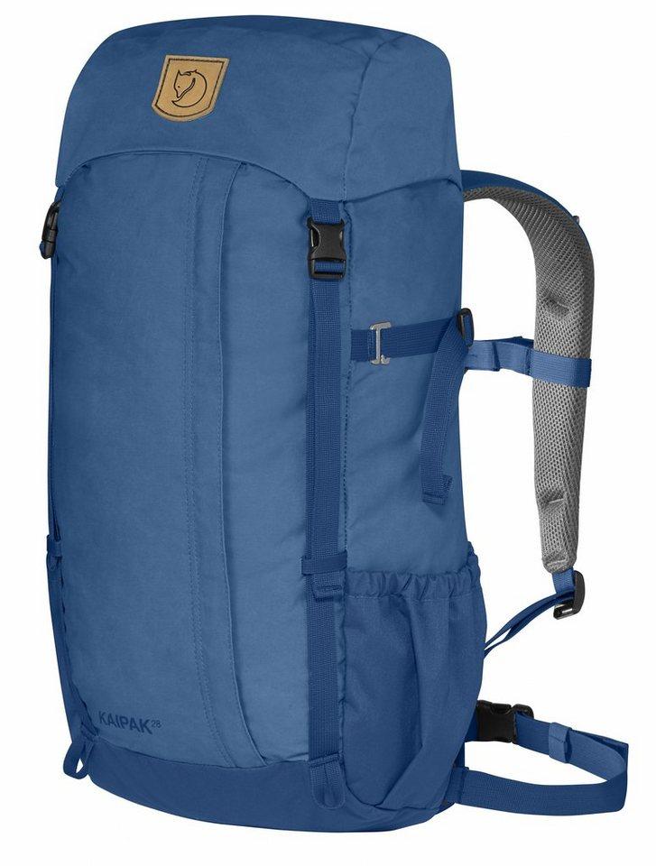 Fjällräven Sport- und Freizeittasche »Kaipak 28 Backpack« in blau