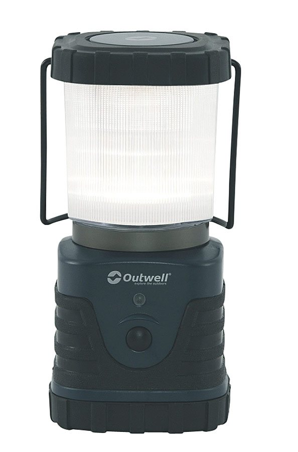 Outwell Camping-Beleuchtung »Carnelian 400 Lantern« in schwarz