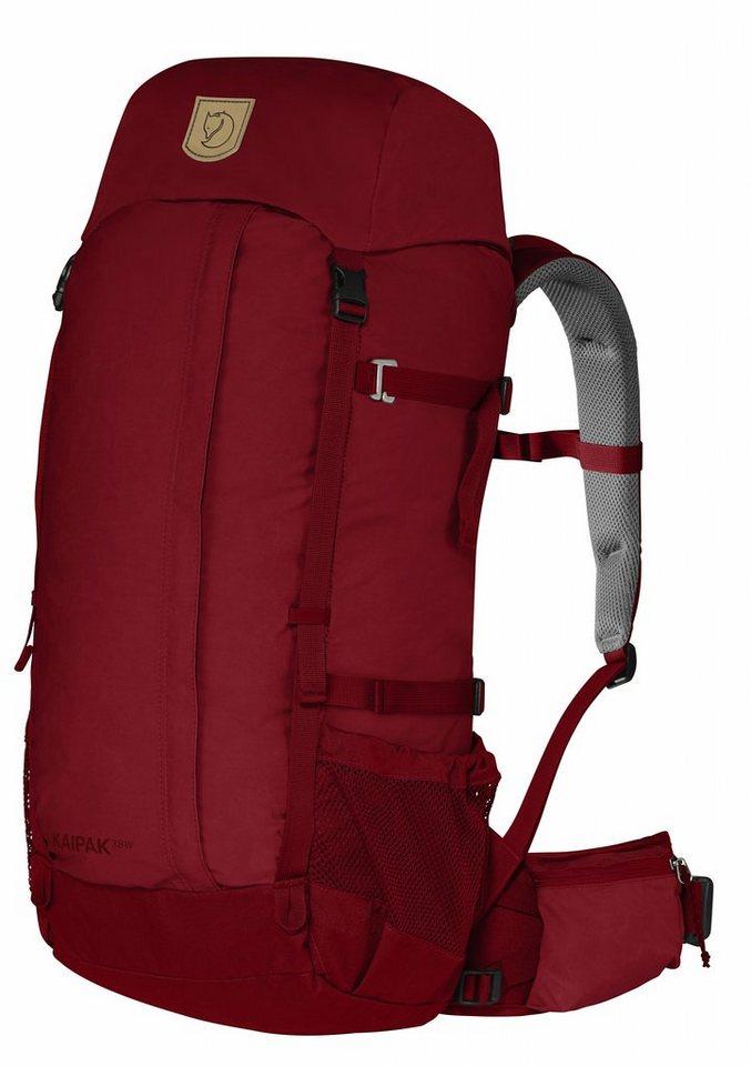 Fjällräven Sport- und Freizeittasche »Kaipak 38 Backpack Women« in rot