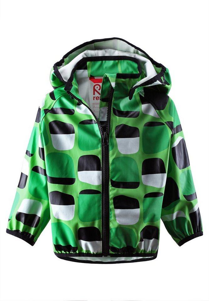 reima Kleinkind Regenjacke »Kupla« 1 in bright green
