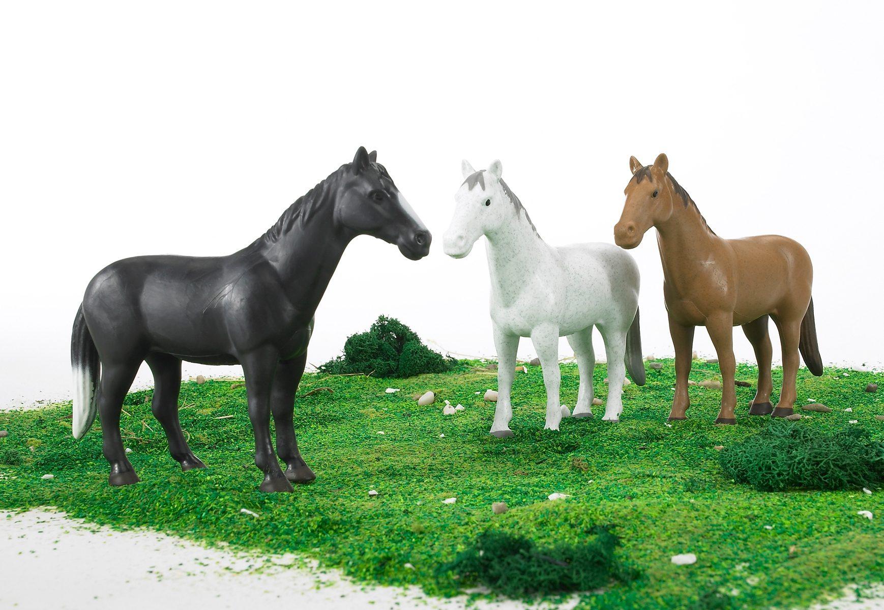 bruder®Zubehör, Pferd farblich sortiert