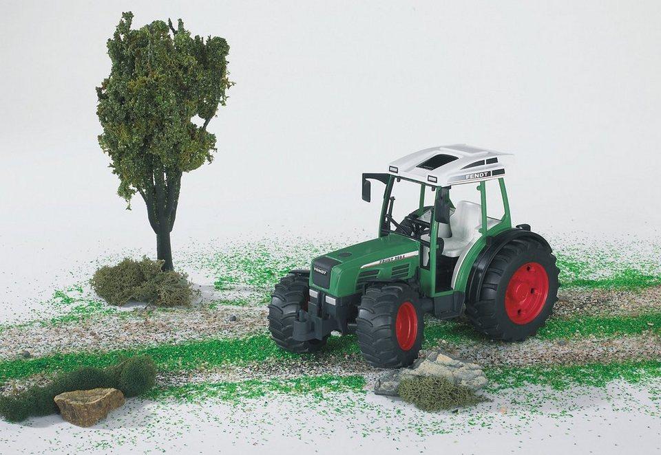 bruder® Traktor, »Fendt 209 S - grün« in grün