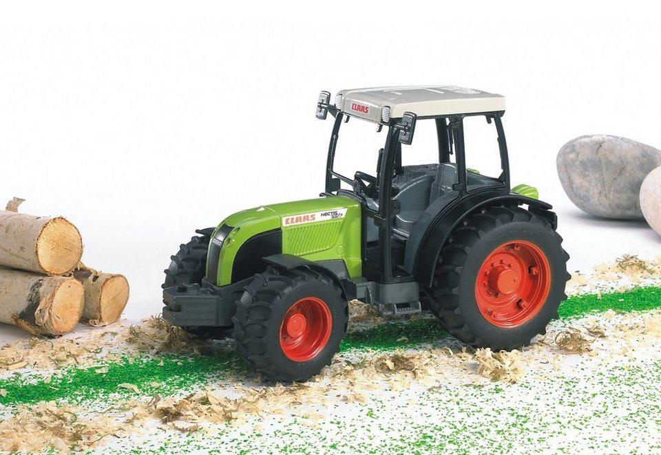 bruder® Traktor, »Claas Nectis 267 F - grün« in grün