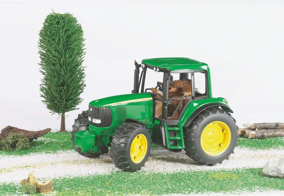bruder® Traktor, »John Deere 6920 - grün« in grün