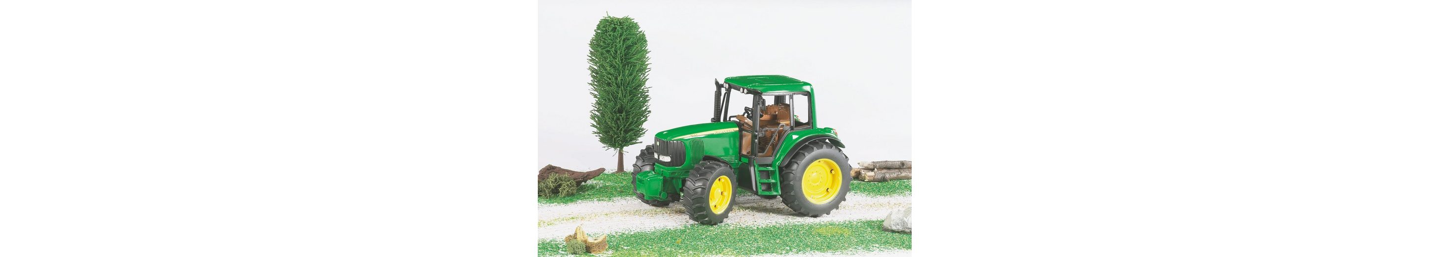 bruder® Traktor, »John Deere 6920 - grün«