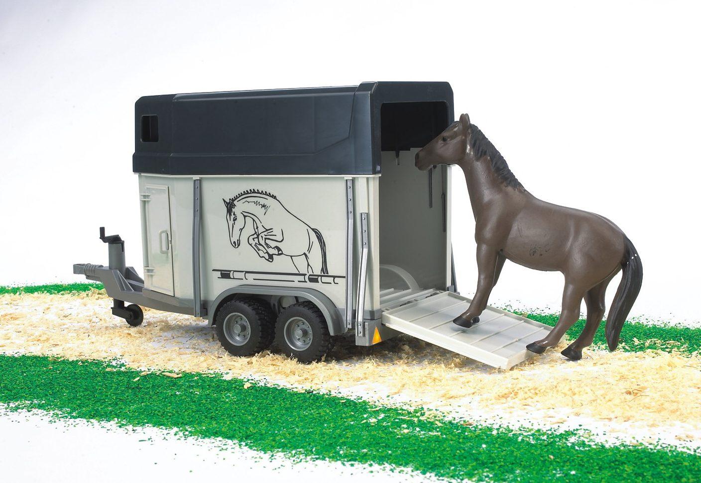 bruder® Pferde-Anhänger