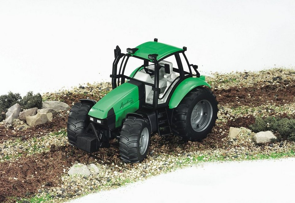 bruder® Traktor, Deutz Agrotron 200 - grün in grün
