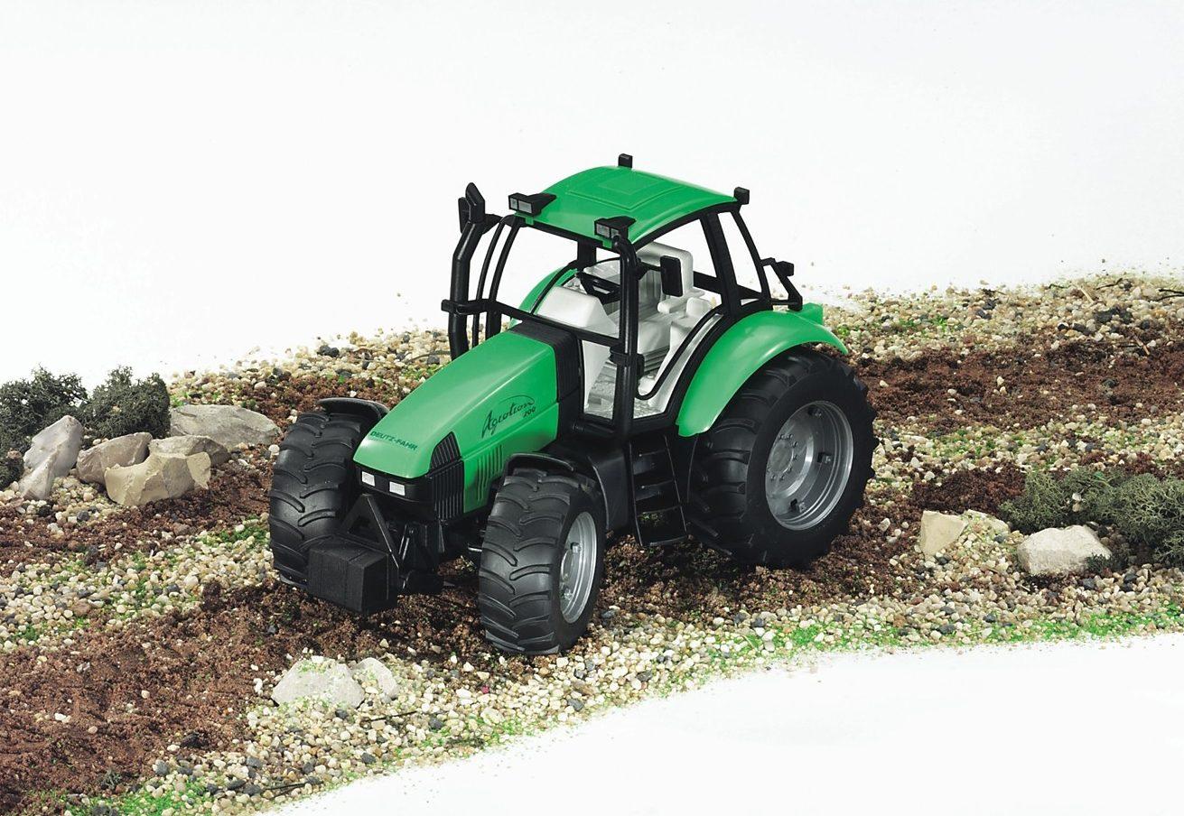 bruder® Traktor, Deutz Agrotron 200 - grün