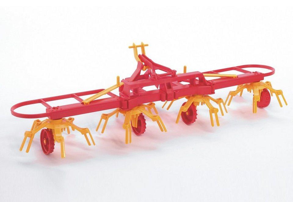 bruder® Heuwender, »Kreiselheuer« in rot