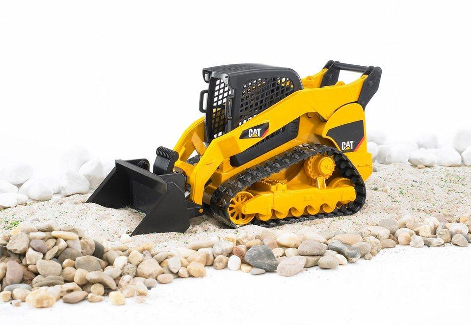 bruder® Delta-Lader, »Caterpillar 277C« in gelb