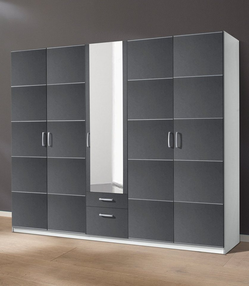 kleiderschrank bilbao online kaufen otto. Black Bedroom Furniture Sets. Home Design Ideas