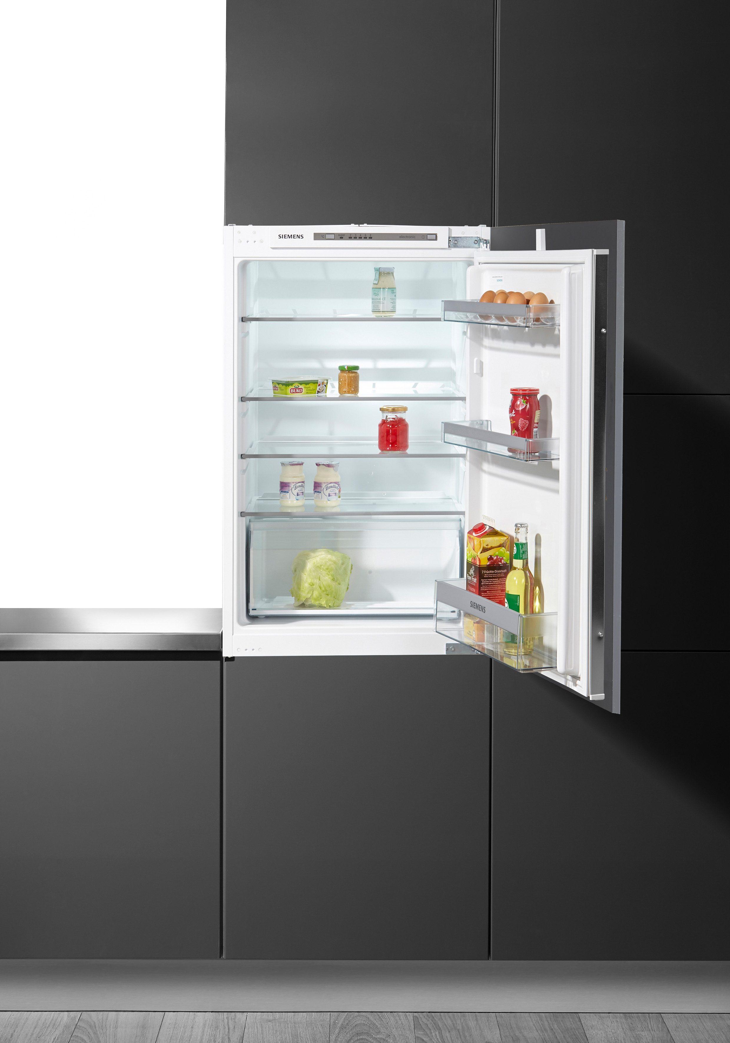 Siemens Einbau-Kühlautomat KI21RVS30, A++, 87,4 cm hoch