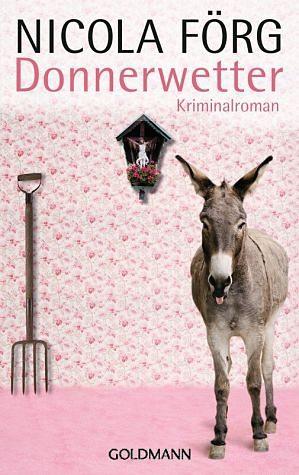 Broschiertes Buch »Donnerwetter / Kommissar Weinzierl Bd.9«