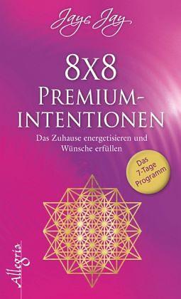 Gebundenes Buch »8 x 8 Premiumintentionen«