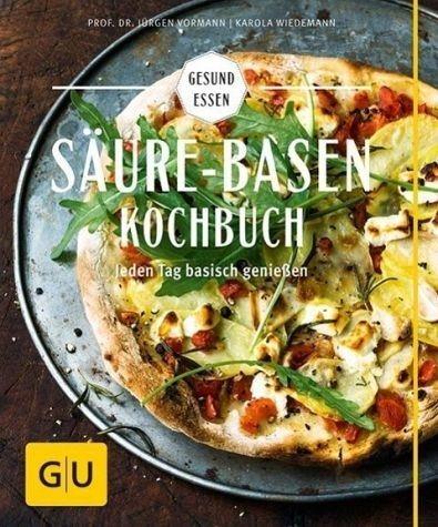 Broschiertes Buch »Säure-Basen-Kochbuch«