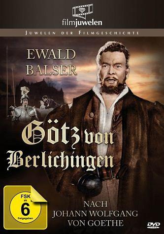 DVD »Götz von Berlichingen«